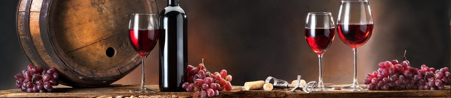 Trockene Weine