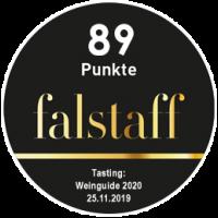 89 Punkte Falstaff 2020