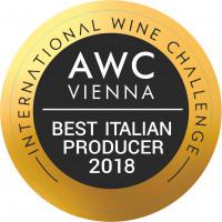 AWC Vienna bester Produzent Italiens 2018