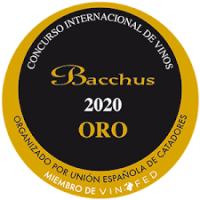 Bacchus Goldmedaille 2020