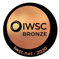 Bronzemedaille IWSC 2020