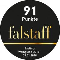 Falstaff 91 Punkte 2020 100 days Zweigelt 2017