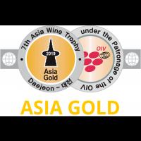 Goldmedaille Asia Wine Trophy 2019 FRN 2015