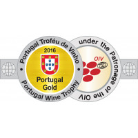 Goldmedaille Berliner Wein Trophy Portugal 2016