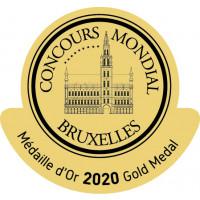 Goldmedaille Brüssel 2020