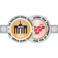 Goldmedaille Berliner Wein Trophy 2020