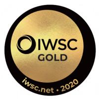 Goldmedaille (95 Punkte ) International Wine & Spirit Competion 2020