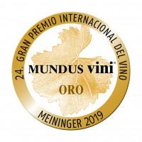 Goldmedaille Mundus Vini 2019
