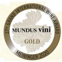 Goldmedaille Mundus Vini 2020