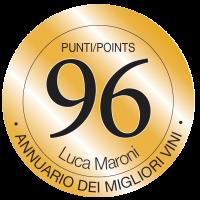 Luca Maroni 94 Punkte 2020