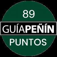 Guía Peñín 89 Punkte 2020