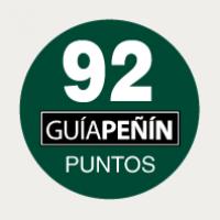 Guía Peñín 92 Punkte 2021