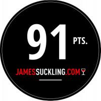 James Suckling 2018 91 Punkte 2020