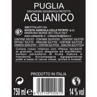 Rücken Colle Petrito Aglianico