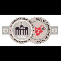 Silbermedaille Berliner Wein Trophy 2020