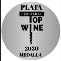 Silbermedaille Top Wine 2020
