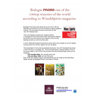 Wine & Spirit 2013, eine der besten Kellereien der Welt