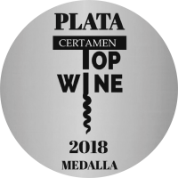 Top Wine Silbermedaille 2018